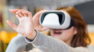 VR field