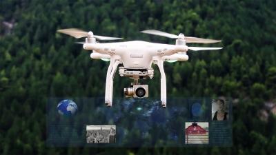 UAV field